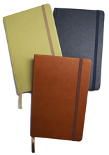 hardbound wholesale journals, soft textured bound journal